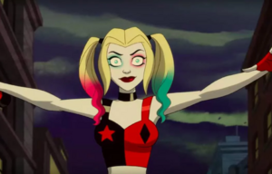 Harley Quinn screenshot