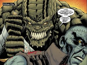 Killer Croc Prime Earth 0047