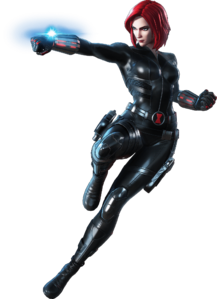 MUA3 Black Widow