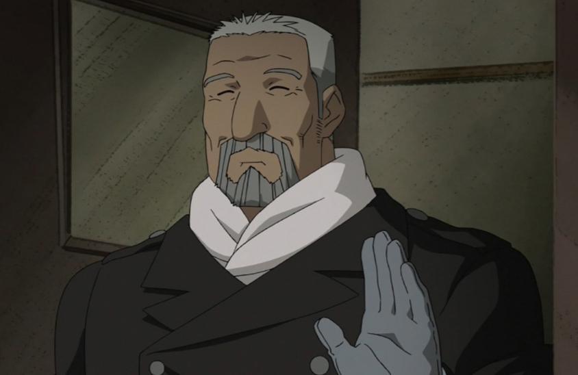 Lieutenant General Raven