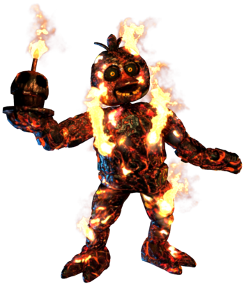 Scorching Chica