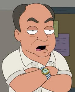 Cheech Marin (The Cleveland Show)