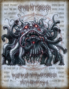 Dunwich Horror Russell's Guide