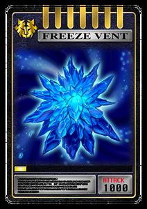 Freeze Vent (Tiger)