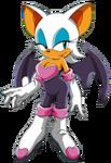 Rouge Sonic X