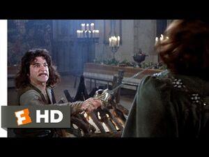 The Princess Bride (11-12) Movie CLIP - My Name Is Inigo Montoya (1987) HD