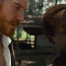 12 Years A Slave - Whipping Scene