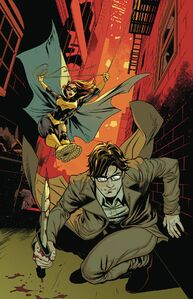 Batgirl Vol 5 33 Textless