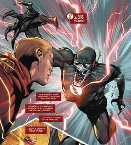Black Flash Prime Earth 001