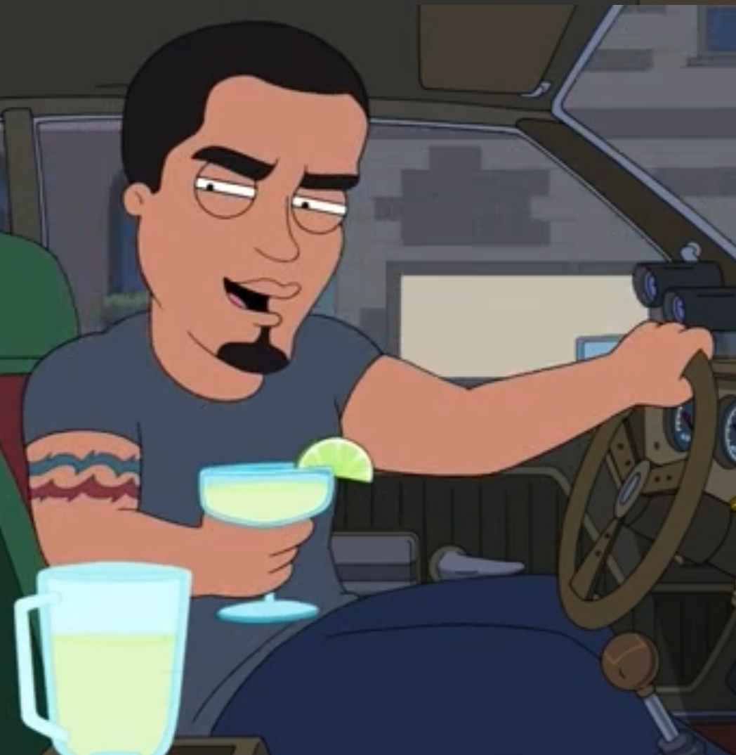 Diego (The Cleveland Show)