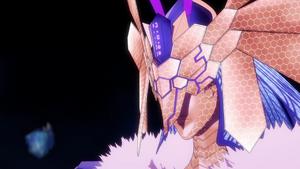 Eosmon's Final Form Close Up