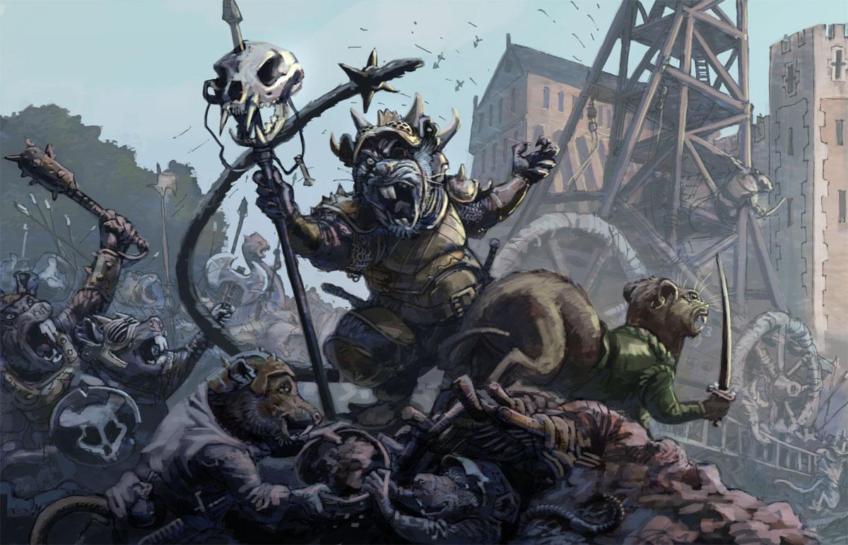 Rats (Redwall Series)