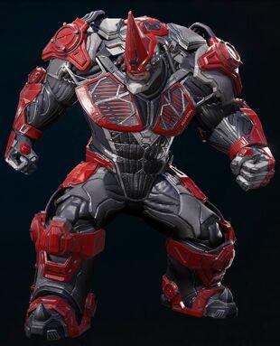Roxxon Armor