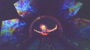 Space Mountain Ghost Galaxy 2016 (Full-Ride) Disneyland