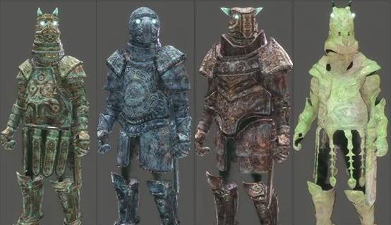 Armored Knights