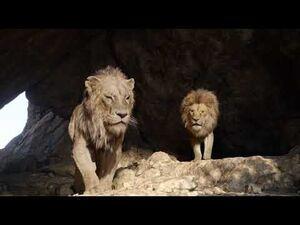 The Lion King (2019) Scar and Mufasa Scene HD