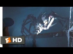 The Mist (5-9) Movie CLIP - Spiders (2007) HD