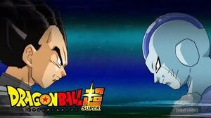 Vegeta Vs Frost Dragon Ball Super (English Dub)