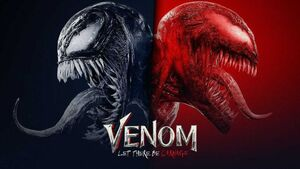 Venom Let There Be Carnage with VenomAnd Carnage Promotional Image