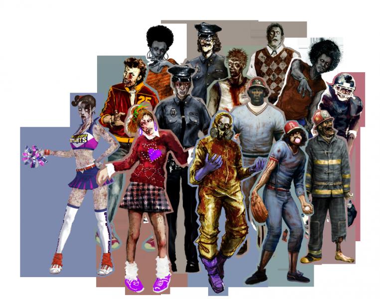 Zombies (Lollipop Chainsaw)