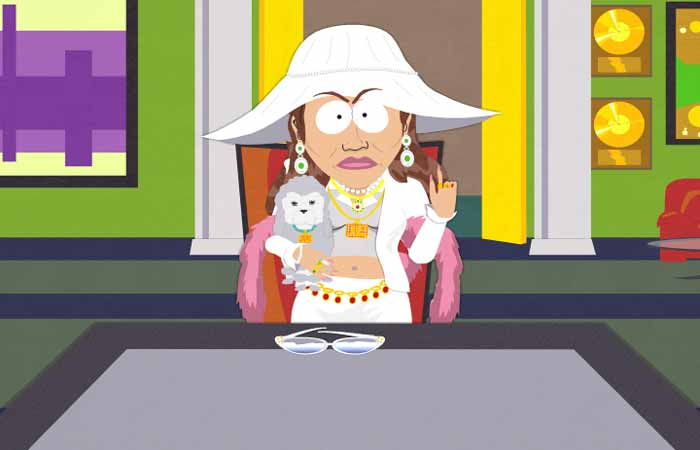 Jennifer Lopez (South Park)