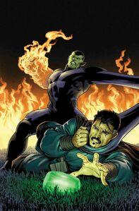 Doctor Strange Vol 5 3 Textless