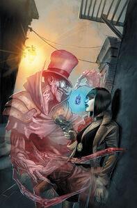 Gotham by Midnight Annual Vol 1 1 Textless