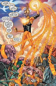 Orange Lantern Corps Prime Earth 0005