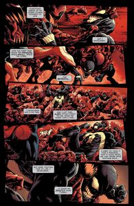 Spider-Man and Venom vs Army of Carages