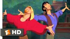 The Road to El Dorado (2000) - Entering El Dorado Scene (4 10) Movieclips