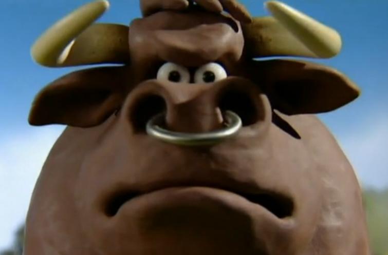 Bull (Shaun the Sheep)