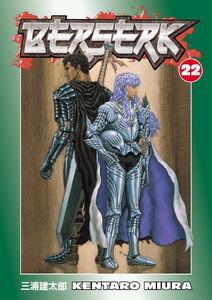 Berserk v22 Cover