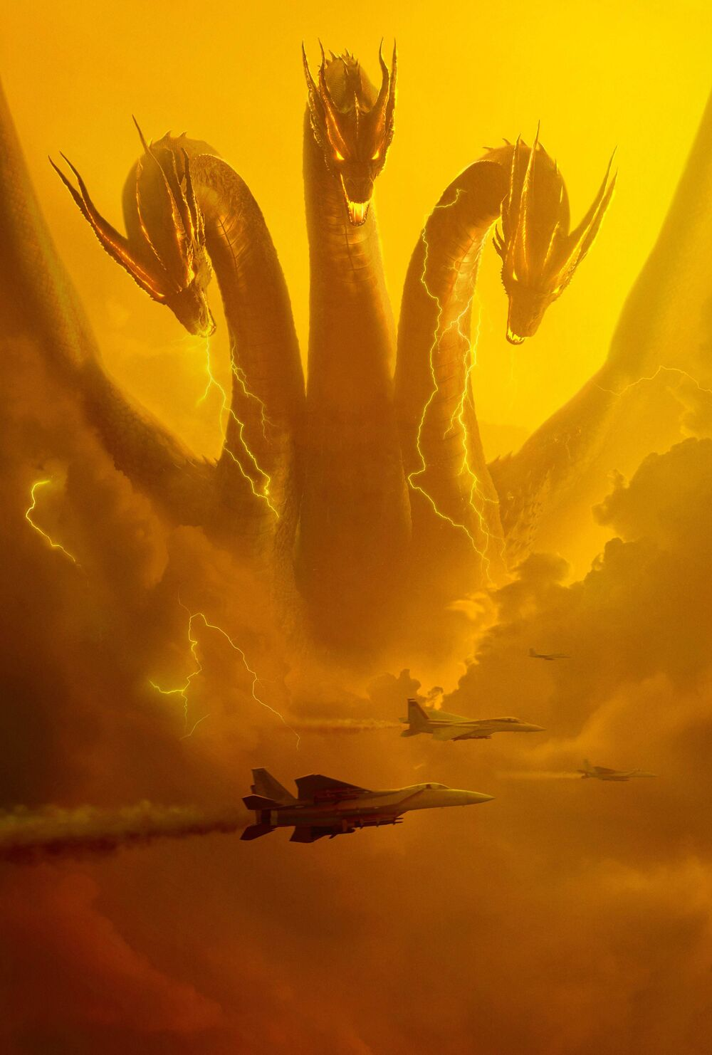 King Ghidorah Monsterverse Villains Wiki Fandom ゴジラ (84ゴジ) godzilla (84goji) 【source】 the return of godzilla (1984). king ghidorah monsterverse villains