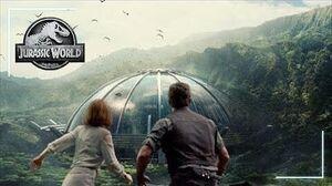 Helicopter Crash Scene Jurassic World