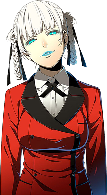Featured image of post Kakegurui Kirari And Rirari