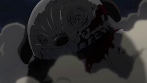 Koro evil stare