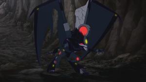 Wingcode face Grimlock