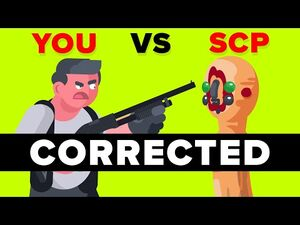You vs SCP Foundation (Corrected) - Can You Defeat and Contain SCP-173, SCP-096, SCP-682