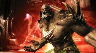 Doomsday Injustice promotional