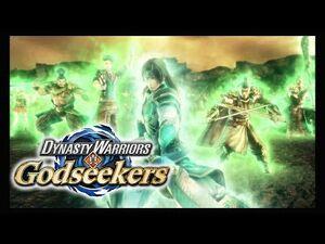 Dynasty Warriors- Godseekers - All Cutscene Movie (English) (1080p)