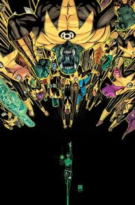 Green Lantern Vol 6 5 Textless