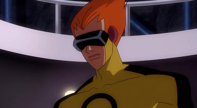Johnny Quick (Justice League: Crisis on Two Earths)