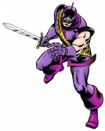 Marvel Swordsman