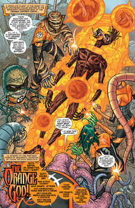 Orange Lantern Corps Prime Earth 0004