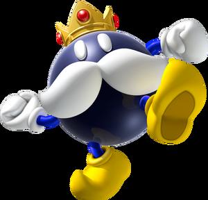 SMP - King Bob-omb