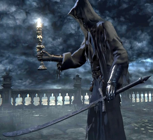 Shadow of Yharnam Candle
