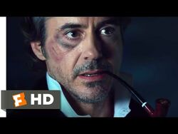 Sherlock Holmes- A Game of Shadows (2011) - Checkmate Scene (8-10) - Movieclips