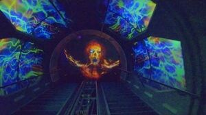 Space Mountain Ghost Galaxy (On-Ride) Disneyland