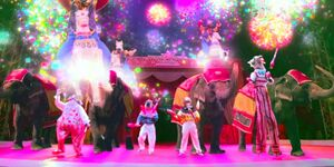 The Space Circus Troupe