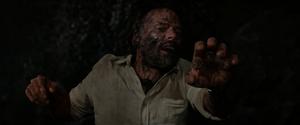Vogel's death (Tomb Raider)